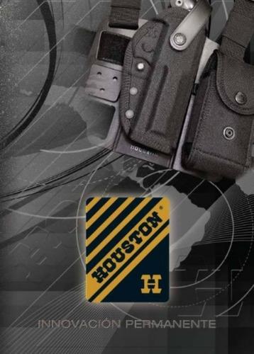pistolera interna houston glock 17-19-22-23-34-35 diestro