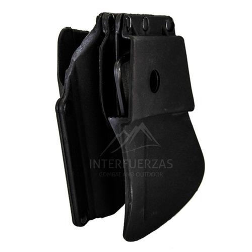 pistolera tactica 9mm browning ranger rp37r policial tiro