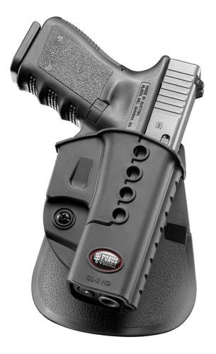 pistolera tactica fobus gl-2 nd glock 17/18/23