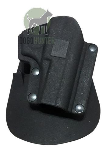 pistolera táctica polimero houston bersa thunder 22