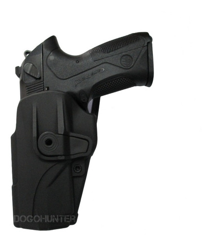 pistolera táctica rescue nivel 2 beretta px4 storm zurdo