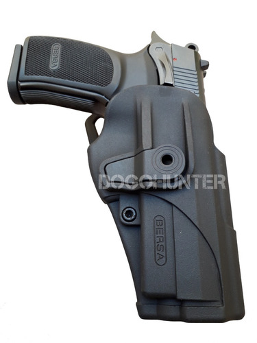 pistolera táctica rescue nivel 2 bersa tpr9 thunder 9 pro