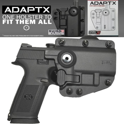 pistolera tactica swiss armsadaptx beretta nivel  ambidistro