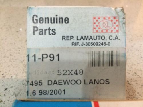 piston de caliper delantero daewoo lanos 1.6 98/01 52x48