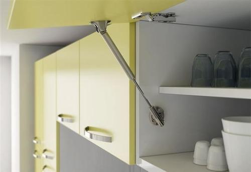 pistón de gas amortiguador para puertas de cocina y closets