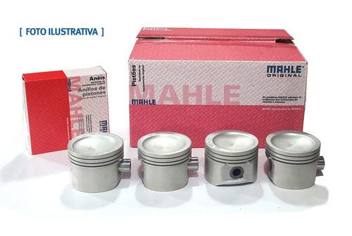 pistones c/ aros  1.00 chevrolet monza 86/ 1.8n