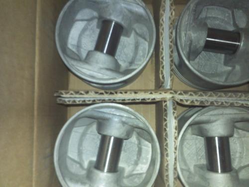 pistones con anillos daewoo leganza 2.0