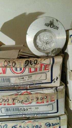 pistones de ford 300 a 020/060 marca silvo lite importados