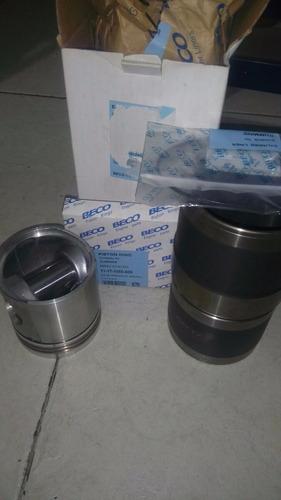 pistones de isuzu 4he1t encava / npr (1pieza)