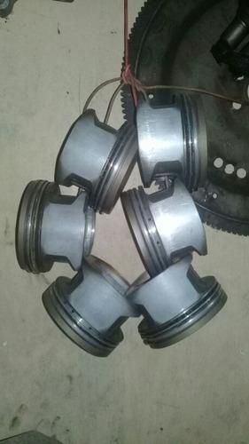 pistones estándar toyota 4500 planos grueso fino