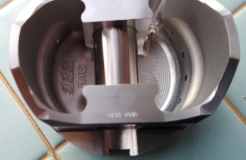 pistones forjados dodge jepp hemi 6.1 srt8