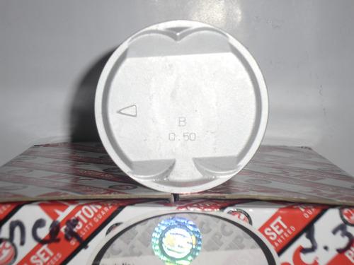pistones lancer  0.50 carburado cb1  1.3  detal