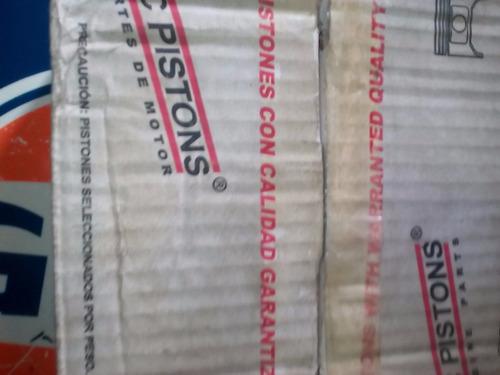 pistones para aveo-nubira-lanos 1.6 (std)