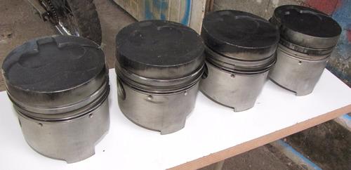 pistones para motor nissan sd23