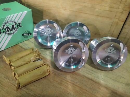 pistones toyota terios 1.3 1.5 std estandar 030 040 japones