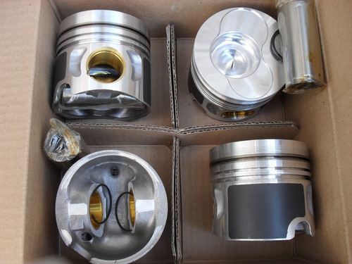 pistones vw bora jetta bettle eurovan 1.9 lts tdi diesel tod