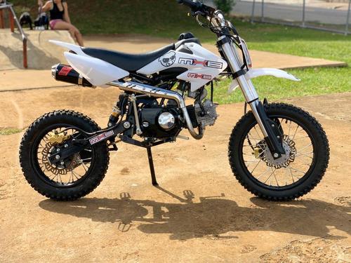 pit bike semi nueva 125cc