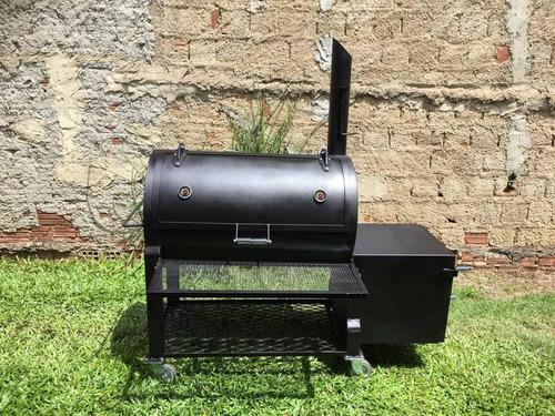 pit smoker churrasqueira barbecue