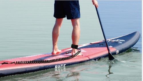 pita para tabla stand up paddle aquamarina (coil leash)