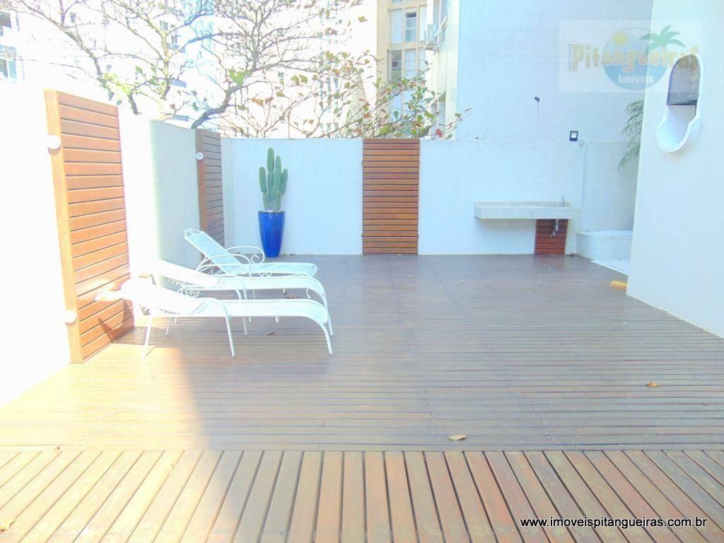 pitangueiras - alto padrão - frente ao mar - 03 suítes - 03 vagas - terraço exclusivo. - ap4336