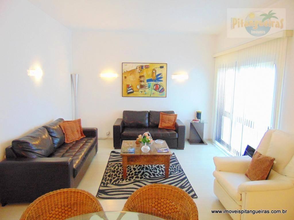 pitangueiras - frente para o mar - lindo - reformado e decorado - garagem - amplo apartamento. - ap1173