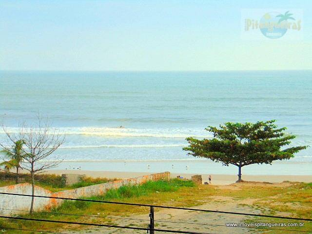 pitangueiras - frente total ao mar - 199,98 m² úteis - 02 vagas - melhor localização. - ap4125