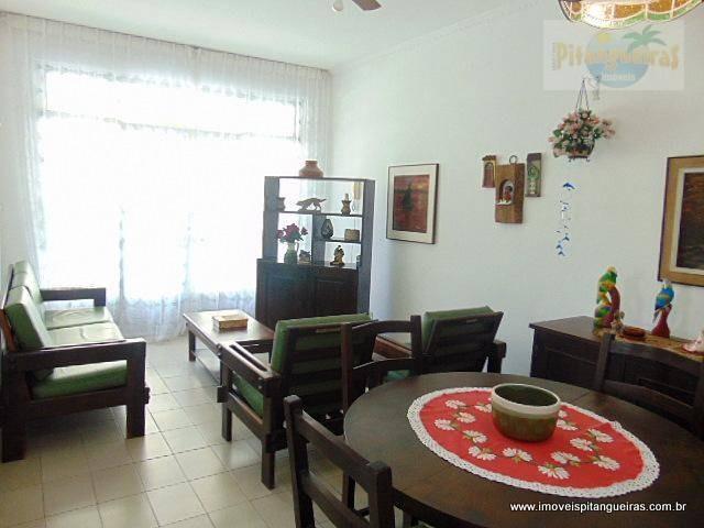 pitangueiras - local nobre - amplo apartamento - 86 m² úteis - garagem. - ap3640