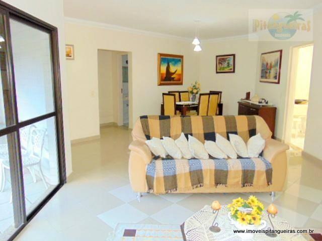 pitangueiras - próximo ao mar - 140 m² úteis - 2 vagas - lazer espetacular. - ap0183