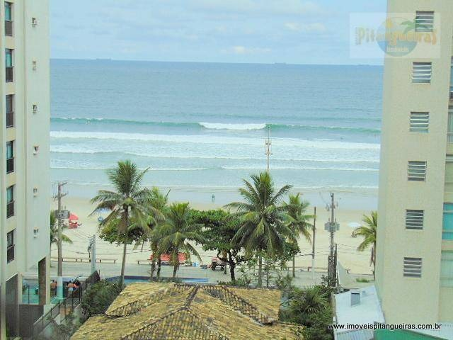 pitangueiras - vista mar - uma quadra da praia - local nobre. - ap3962