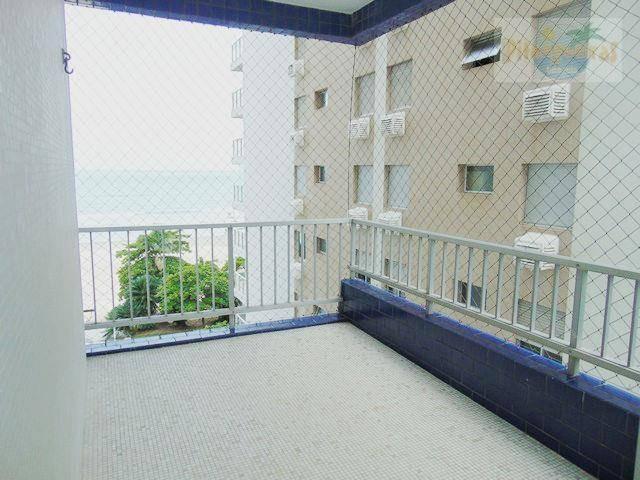 pitangueiras,prédio frente total ao mar,amplo apartamento e varanda com vista espetacular a praia,garagem,140 metros úteis!!! - ap2752
