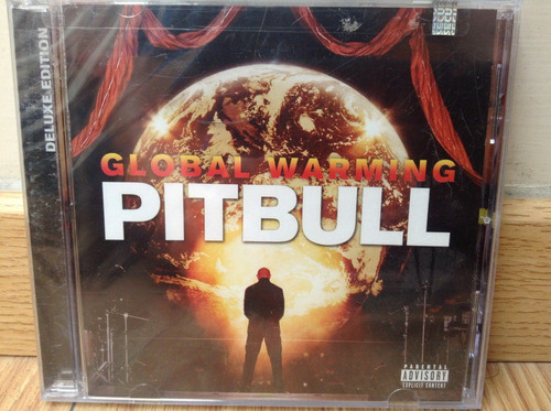 pitbull - global warming - deluxe edition