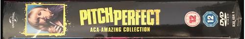 pitch perfect 1 y 2 - 2 dvd, subtítulos ver descripción!