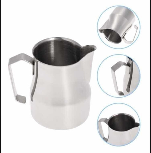 pitcher jarra barista tipo italiana 700ml inox 18/8 latteart