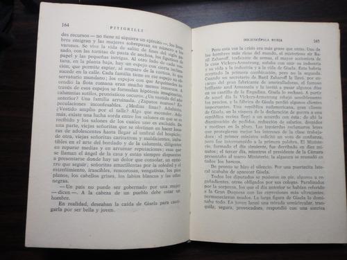 pitigrilli -dolicocéfala rubia- año 1958