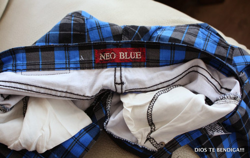 pitillos jeans neo blue unisex ts unisex