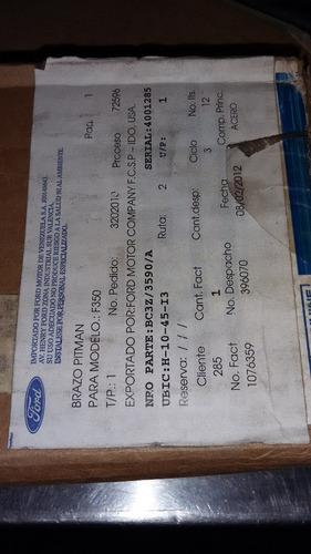pitman ford super duty - original - ford