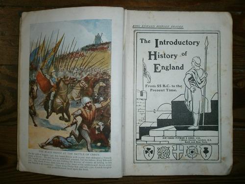 pitman´s king edward history reader england london uk