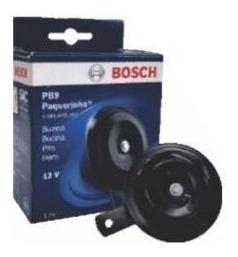 pito marca bosch disco negro 12 voltios tono alto x 1