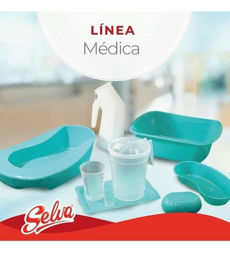 pito urinario línea médica selva (4 unidades)