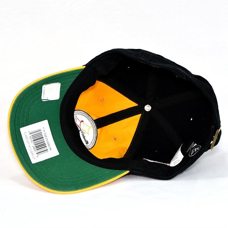 3b4c40be87c89 Pittsburgh Steelers Gorra 47 Brand Importada 100% Original 2 ...