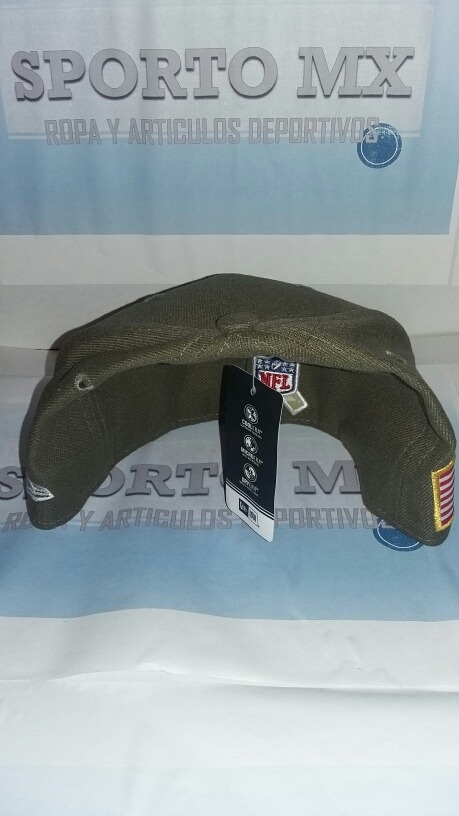 Pittsburgh Steelers Gorra Salute To Service New Era 59fifty ...