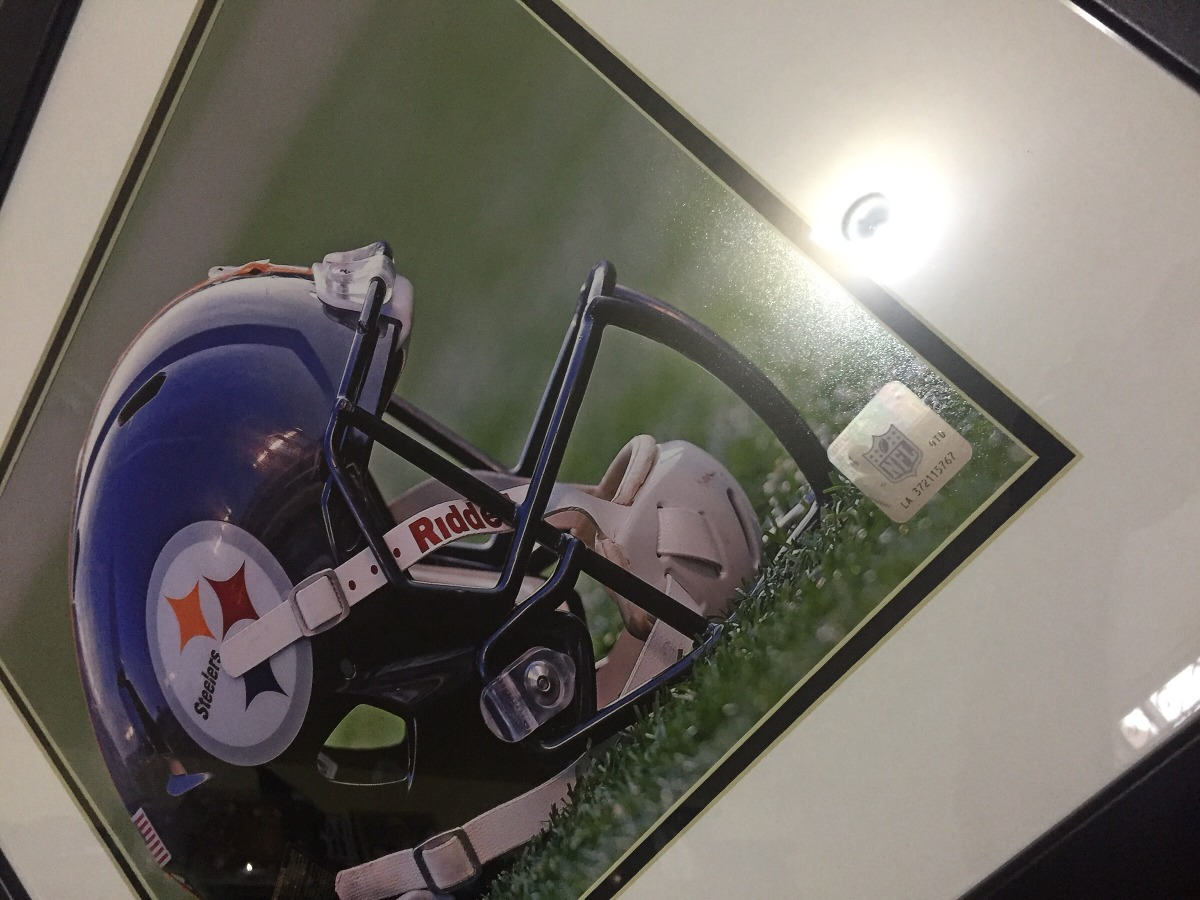Pittsburgh Steelers Nfl Cuadro Decorativo Pared Acereros ...