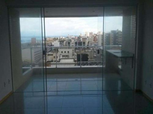 pituba  ed. seven residence, apartamento  6 andar - tma89 - 3055607