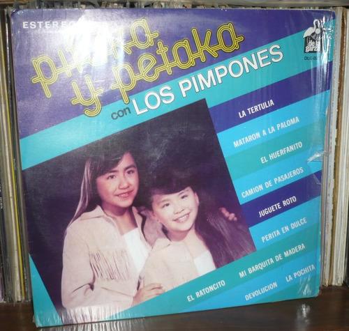 pituka y petaka lp con los pimpones