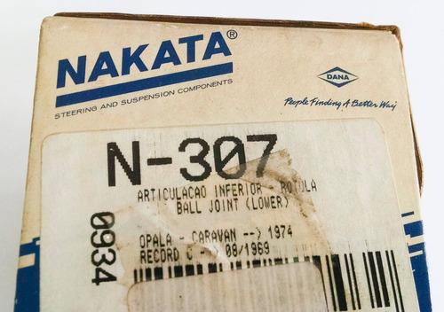 pivô suspensão inferior opala/caravan até 74 - nakata n307