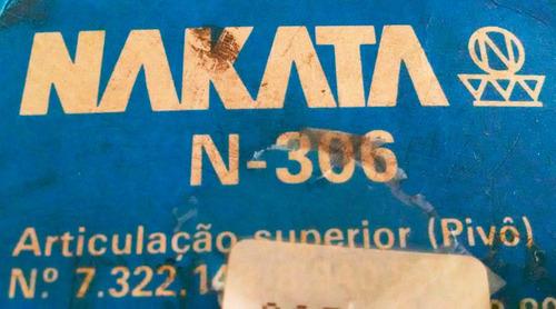 pivô suspensão superior opala/caravan até 74 - nakata n306