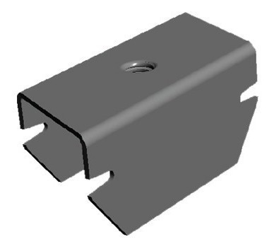 pivot para sistema f47 cielorraso knauf
