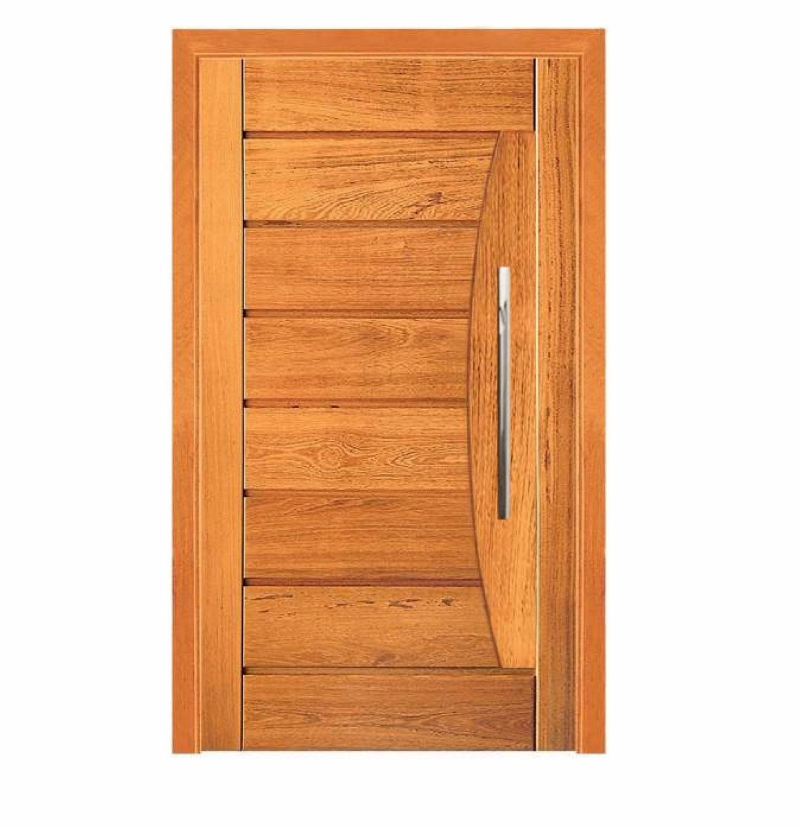 Porta Pivotante De Madeira Sob Medida Pre O M2 R 800 00