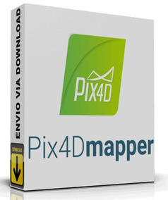 Pix4d Pix4dmapper Versão 1 1 38 - P/ Windows 64 Bits