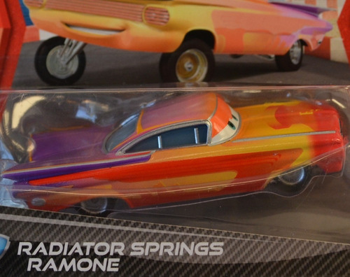 pixar cars auto
